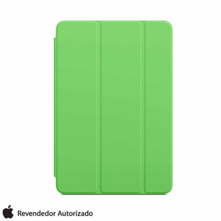 Imagem para Smart Cover para iPad Mini Verde Apple - MD969BZA a partir de Fast Shop