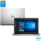 "Notebook Dell, Intel® Core™ i7-5500U, 8 GB, 1 TB, Tela de 15,6"", AMD Radeon™ HD R7 M265, Inspiron 15 i15 5548-C20"