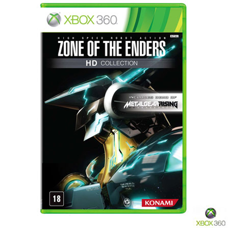 Imagem para Jogo Zone of the Enders: HD Collection para Xbox 360 a partir de Fast Shop